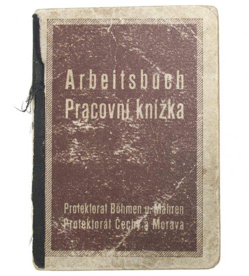 Arbeitsbuch Protektorat Böhmen und Mähren