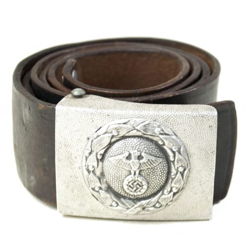 DLV Parade buckle + belt