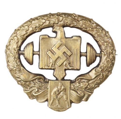 Deutsches Schwerathleten Sportabzeichen in Bronze