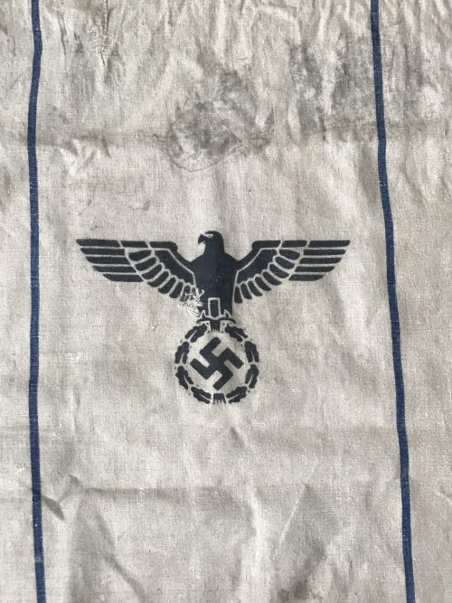 (H.VpFl. 1938) Heeresverpflegungssack 1938 in good condition