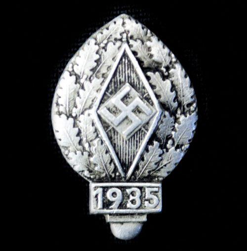 HJ Hitlerjugend Siegernadel Reichssportwettkämpfe 1935