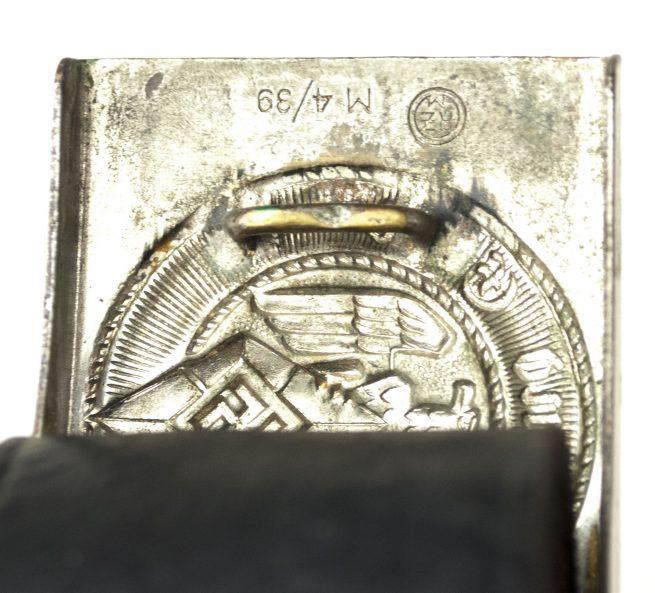 Hitlerjugend (HJ) Assmann M439 marked buckle + belt