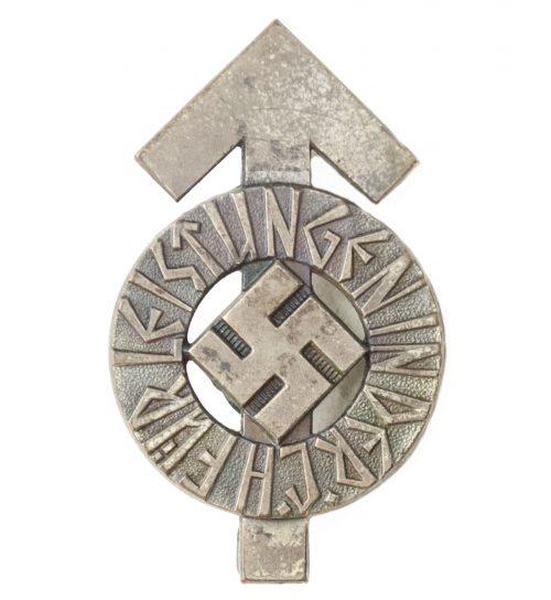 Hitlerjugend (HJ) Leistungsabzeichen in Silber M135 #261333