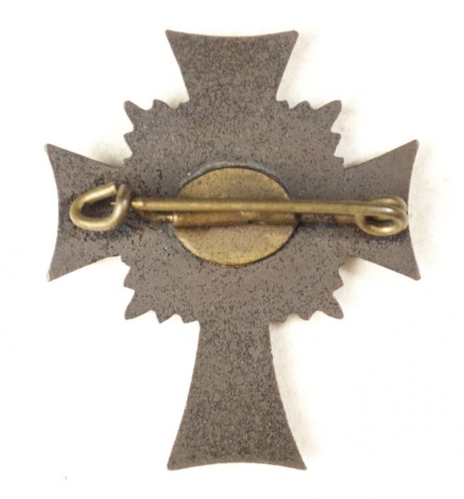 Mutterkreuz Bonze Halbminiature Motherscross Bronze Halfsize