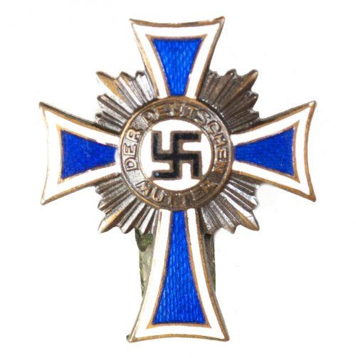 Mutterkreuz Bronze Halbminiature CLIP Motherscross Halfsize Clasp (EXTREMELY RARE!)