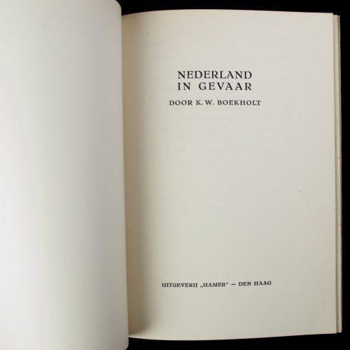 (NSB) Nederland in Gevaar (Mint!)