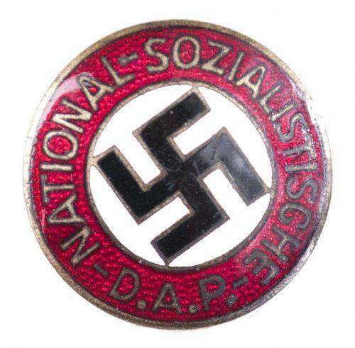NSDAP Parteiabzeichen M166 (maker Fritz Kohm)
