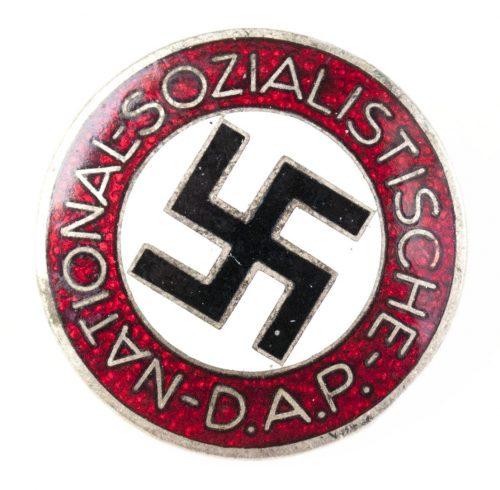 NSDAP Parteiabzeichen RZM M1103 (maker Carl Poellath)