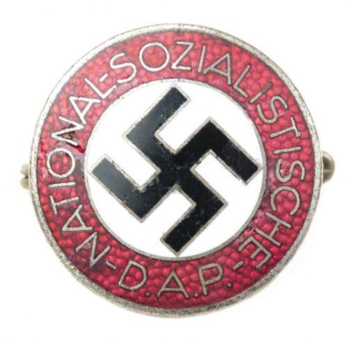 NSDAP Parteiabzeichen RZM M113 (Maker Christian Lauer)