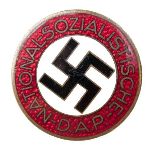NSDAP Parteiabzeichen RZM M162 (maker Gustav Hähl)