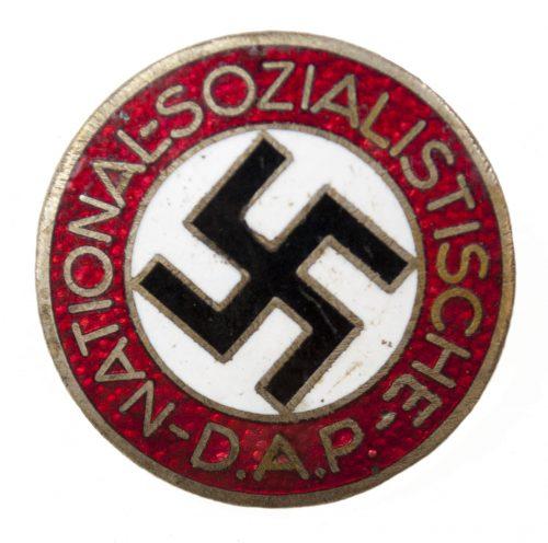 NSDAP Parteiabzeichen RZM M166 (maker Fritz Kohm)