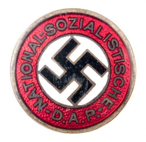 NSDAP Parteiabzeichen double marked Ges. Gesch.