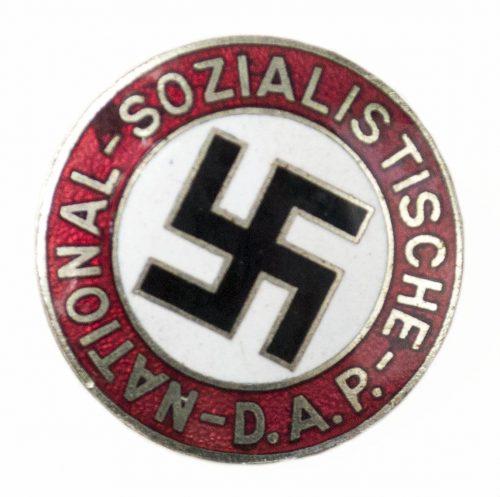 NSDAP Parteiabzeichen marked Ges. Gesch.