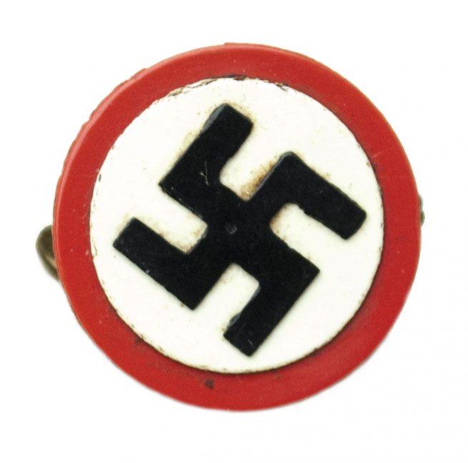 NSDAP Sympathizer plastic abzeichen