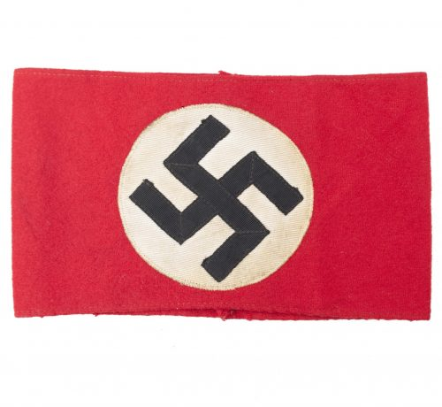 NSDAP armband (with RZM label)