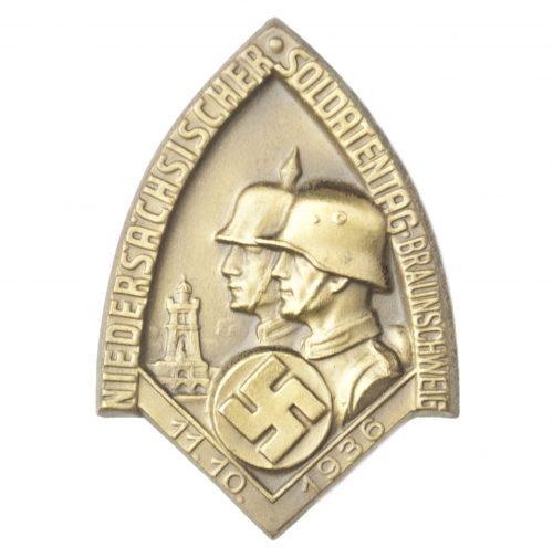 Niedersächsischer Soldatentag Braunschweig 11.10.1936