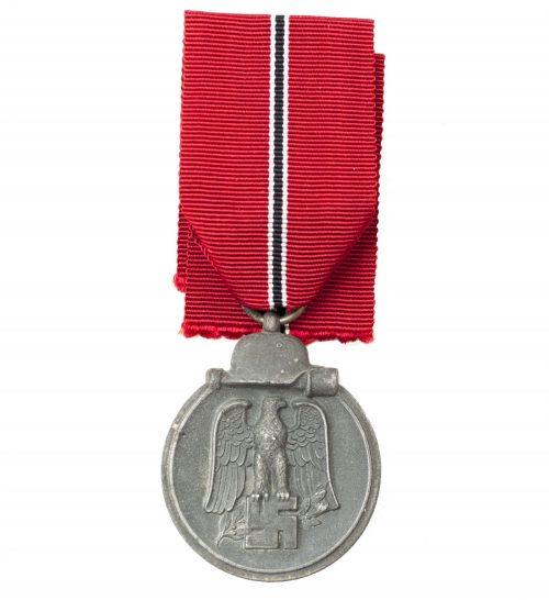 Ostmedal Ostmedaille Winterschlacht im Osten medal 13 (Gustav Brehmer)