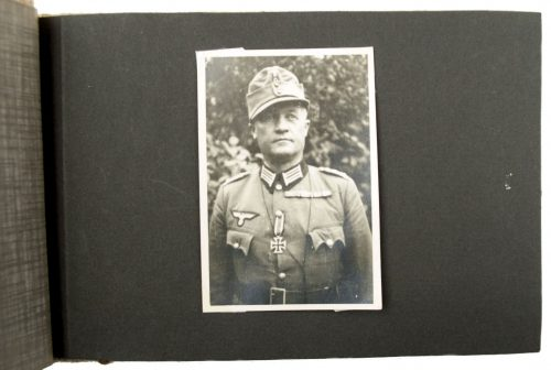 Photoalbum Gebirgs-Beobachtungs - Abteilung 38