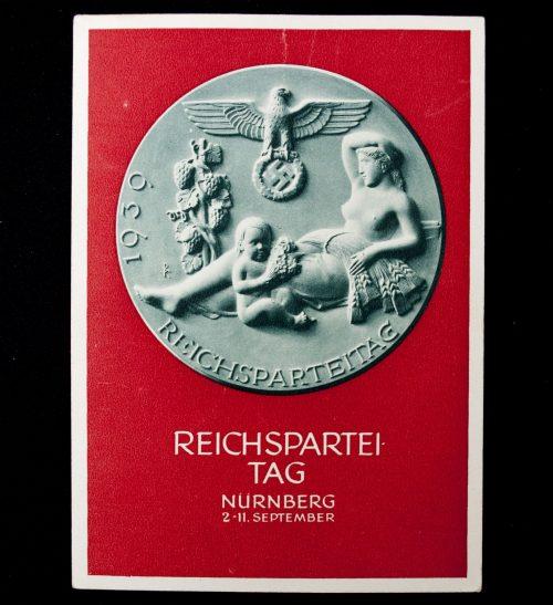Postcard Reichsparteitag Nürnberg 1939