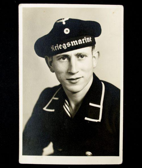PostcardPhoto Kriegsmarine (1943)