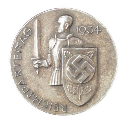 Reichsparteitag 1934 abzeichen