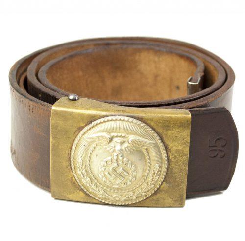 SA buckle + belt 1