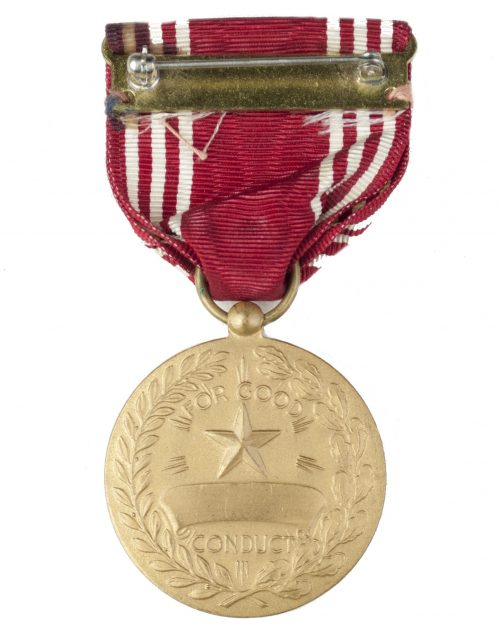 USA Good Conduct medal
