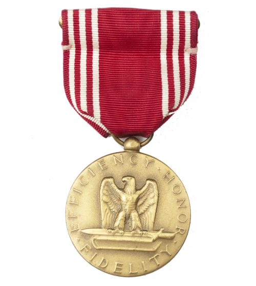USA Good Conduct medal (NAMED TO TERRELL v. THOMPSON!)