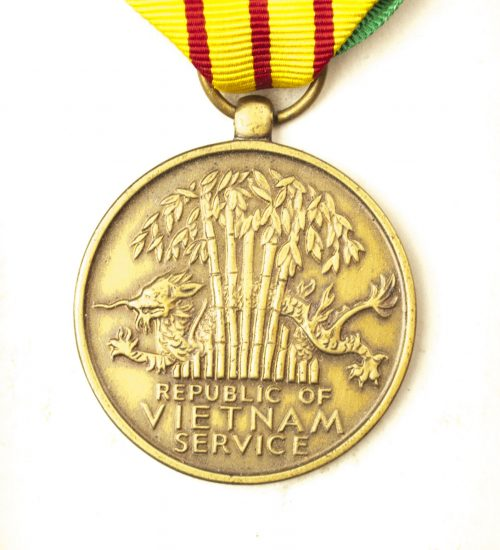 USA Vietnam medal+ case + ribbon