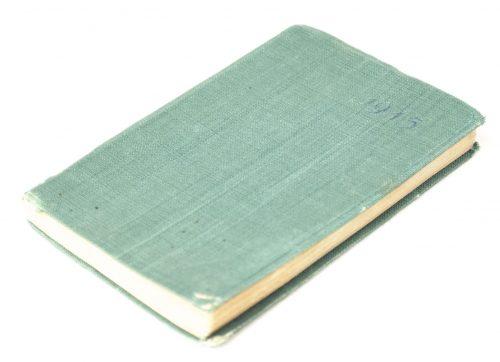 WWII German Taschen-Notiz-Kalender 1945