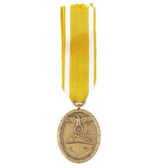 Westwall Schutzwall medal