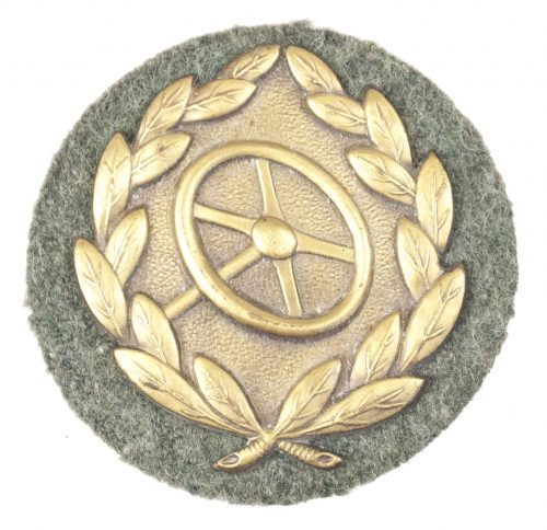 kraftfahrerbewährungsabzeichen in bronze
