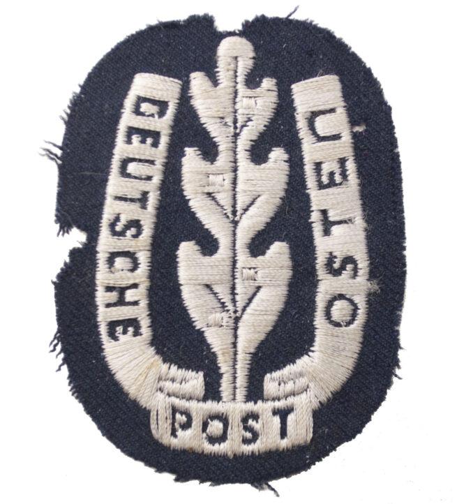 Deutsche Post Osten - Postal arm shield