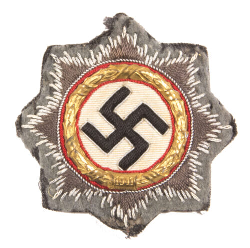 Deutsches Kreuz in Gold (DKIG) cloth version