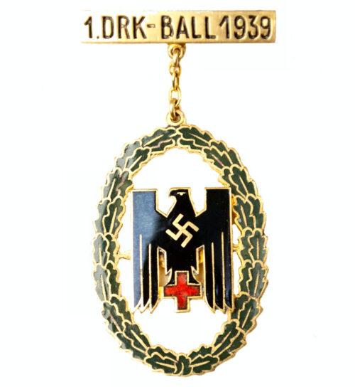 Deutsches Rotes Kreuz (DRK)1.DRK-Ball 1939