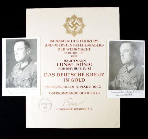 Generalmajor Ernst König