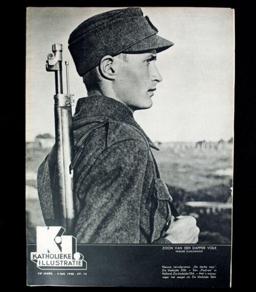 (Magazine) Katholieke Illustratie Finnisch Guard (1940)