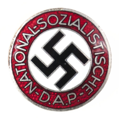 NSDAP Parteiabzeichen M1170 (Bernhard Heinrich Mayer)