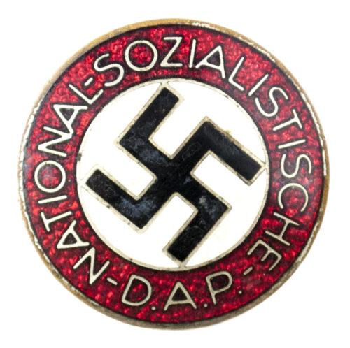 NSDAP Parteiabzeichen M190 (Apreck u. Vrage)