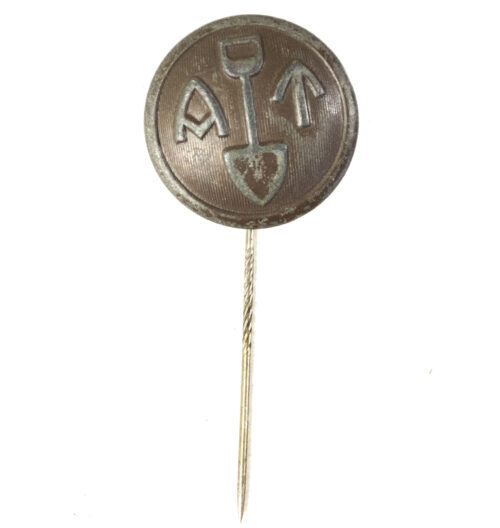 (Norway) Arbeidstjenesten (AT) buttonstickpin