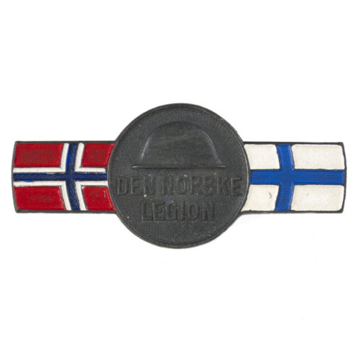 (Norway) Den Norske Legion badge
