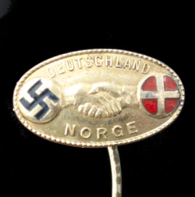 (Norway) Deutschland - Norge friendship badge