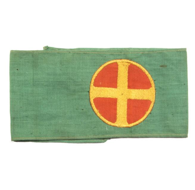 (Norway) Nasjonal Samling (NS) Ungdomsfylking (NSUF) armband