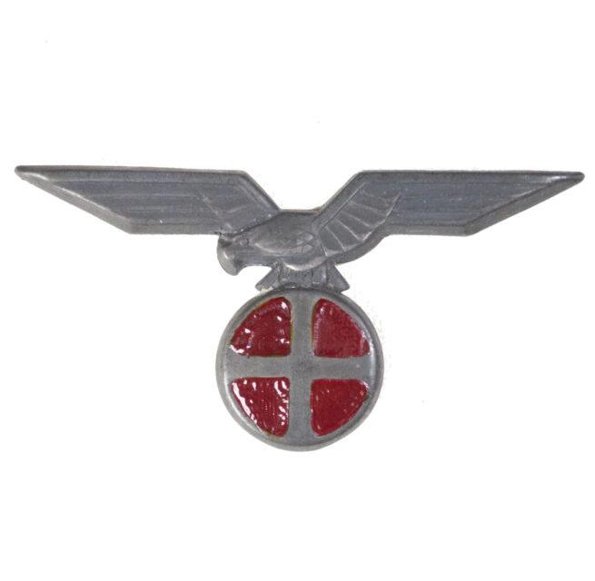 (Norway) cap badge raven