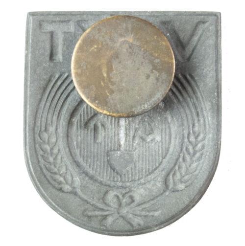 (Norwegen) Arbeidstjenesten (AT) Camp Guard badge (VAKT)