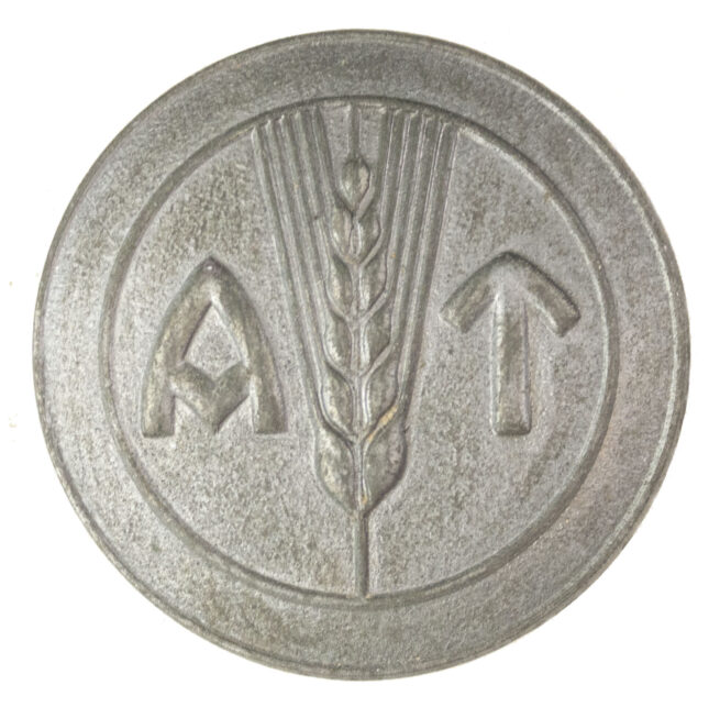 (Norwegen) Arbeidstjenesten (AT) Female brooch
