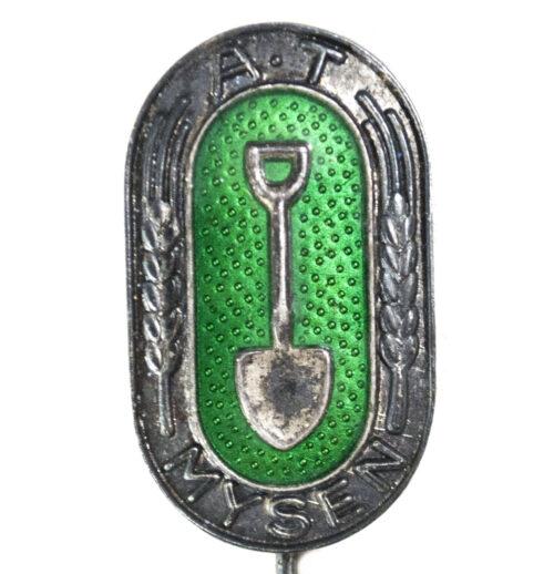 (Norwegen) Arbeidstsjenesten (AAT) Mysen badge