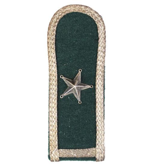 (Norwegen) Politibetjent (Corporal) skuldersklaff shoulderboard