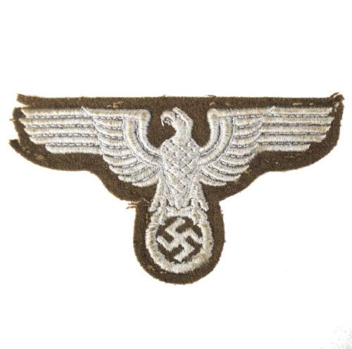 Reichsministerium für die Besetzte Ostgebieten (RBO) sleeve eagle