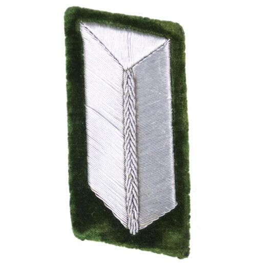 WW2 German Reichsarbeitsdienst (RAD) Administration Officer collar tab